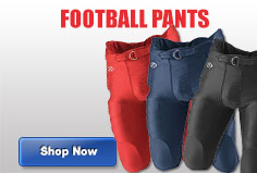 discounted football pants